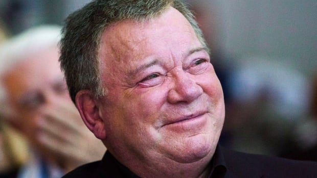 William Shatner in a 2013 file photo.