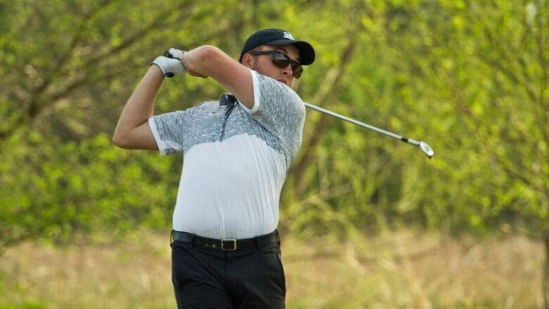 Canadian amateur golf london