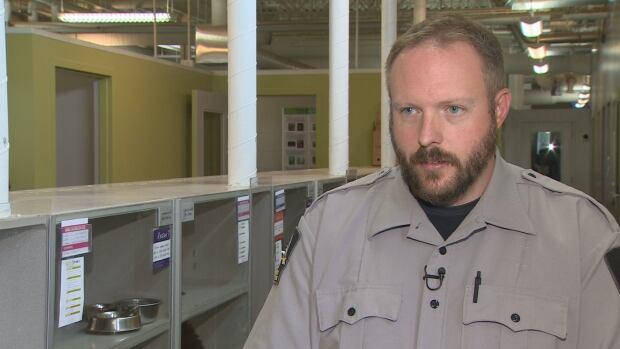 Brad Nichols Calgary Humane Society