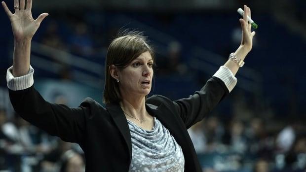 Team Canada coach eyes podium after women's basketball team earns spot at 2020 Olympics