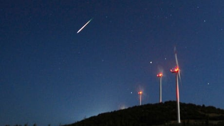 The mystery bang that shook northeast B.C. was probably a fireball, astronomer says