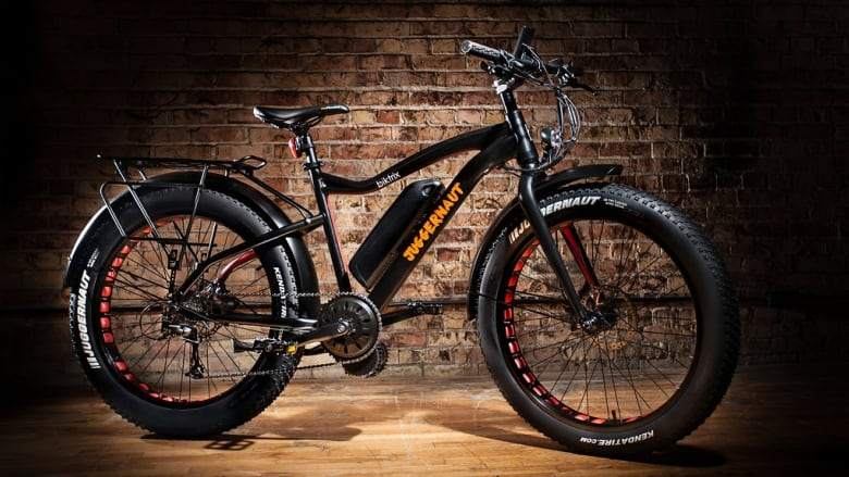 c1edcf46bdd Biktrix sold more than 300 of these electric fat bikes online. (Submitted  by Biktrix)