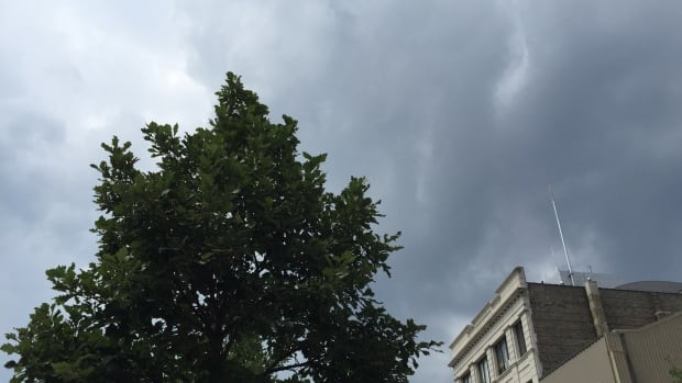 Thunderstorm threat downgraded to a 'watch' for KW