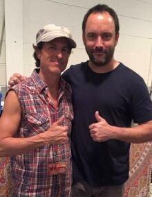 Jeff Doreen Dave Matthews