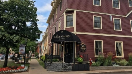 The Great George Hotel