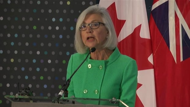 Chief Justice Beverley McLachlin, seen here speaking in Ottawa in August, said Thursday night at Memorial University that a lack of legal aid funding is the biggest problem facing Canada's legal system.