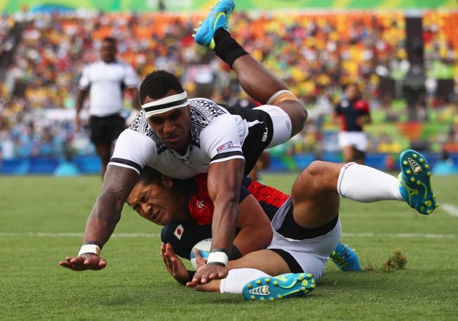 Rio Olympics Day 6 highlights Aug 11 2016 japan fiji rugby