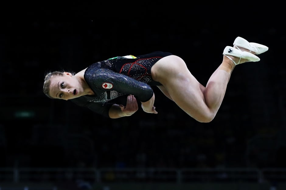 Rio Olympics Day 6 highlights Aug 11 2016 ellie black gymnastics