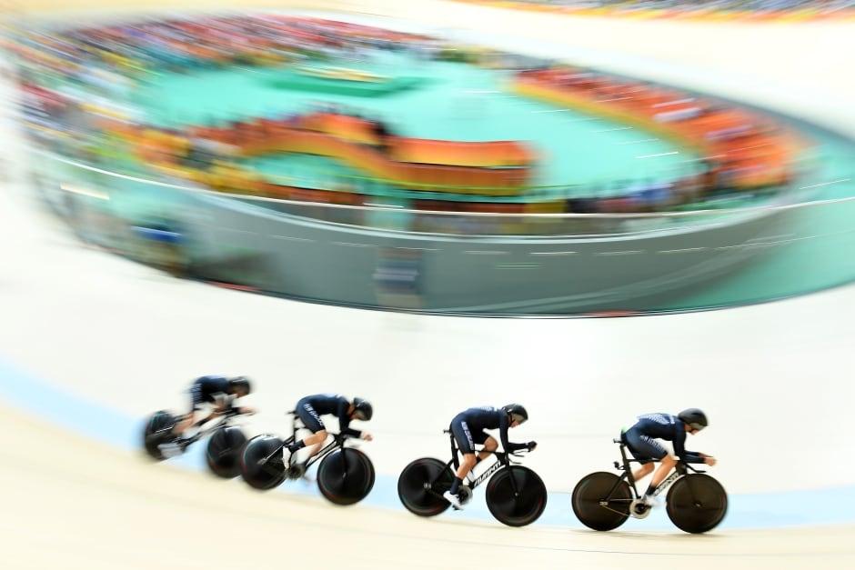 Rio Olympics Day 6 highlights Aug 11 2016 nz track cycling