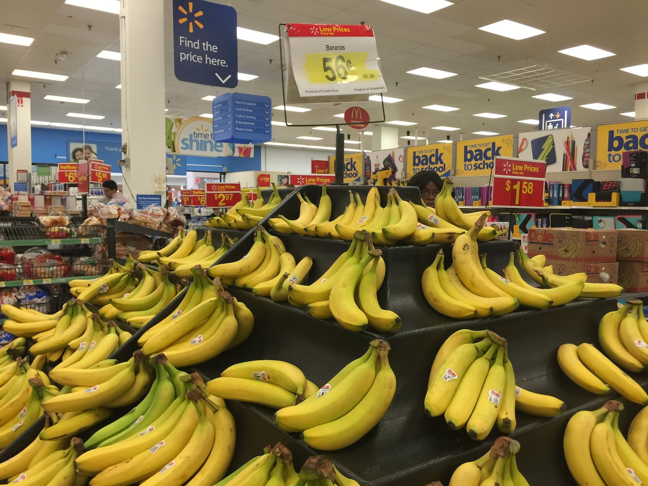 Walmart On A Quest To Be Canadas No 1 Grocer