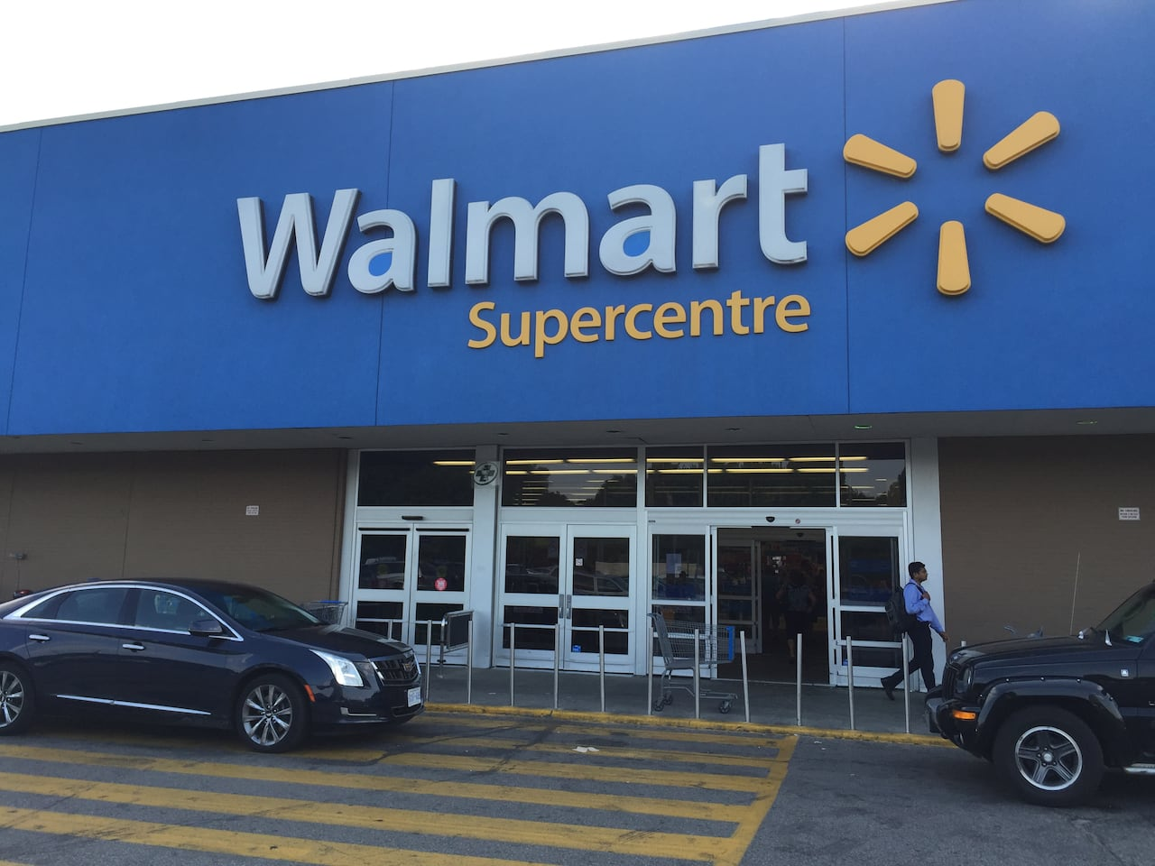 Walmart on a quest to be Canada's No  1 grocer | CBC News