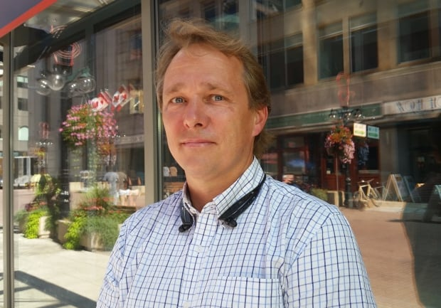 Bruce Linton, Tweed Marijuana founder and CEO