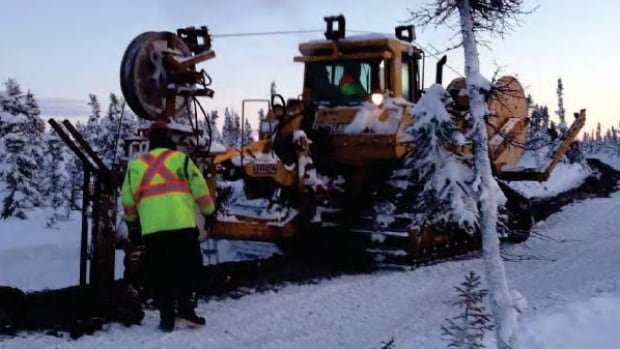 Last month, 52.5 per cent of N.W.T.'s Indigenous residents had a job, compared to 81.3 per cent of non-Indigenous persons, according to Statistics Canada.
