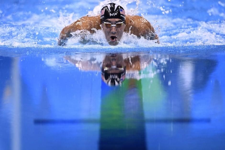 rio olympics day 6 highlights Phelps wins 200m IM