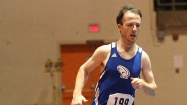 Shayne Dobson, who only started running six years ago when he joined the cross-country team at the University of Moncton, placed fifth at the Rio 2016 Paralympics.