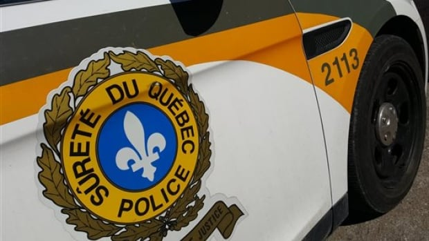 Police officers from the Sûreté du Québec were called to the scene of the crash along Highway 148 at about 2 a.m. Monday.