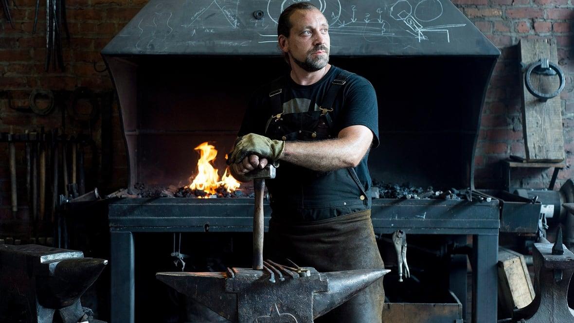Montreal blacksmiths teaching ancient techniques face ...