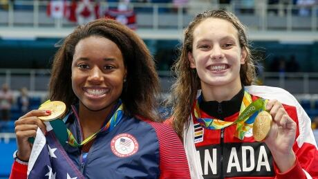 Penny Oleksiak — BRAZIL RIO 2016 OLYMPIC GAMES — August 11, 2016