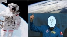 Canada's Next Astronaut Collage