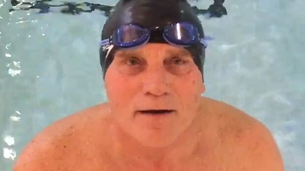 Fulfilling A Childhood Dream Waterloo Man Plans To Swim Across Lake Ontario Cbc News