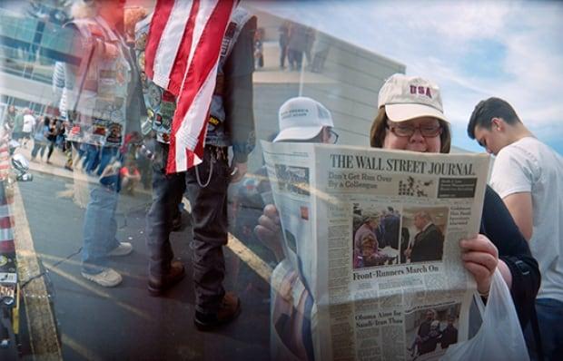 Sarah Palmer - Drunk on Trump - Wilkes-Barre, PA