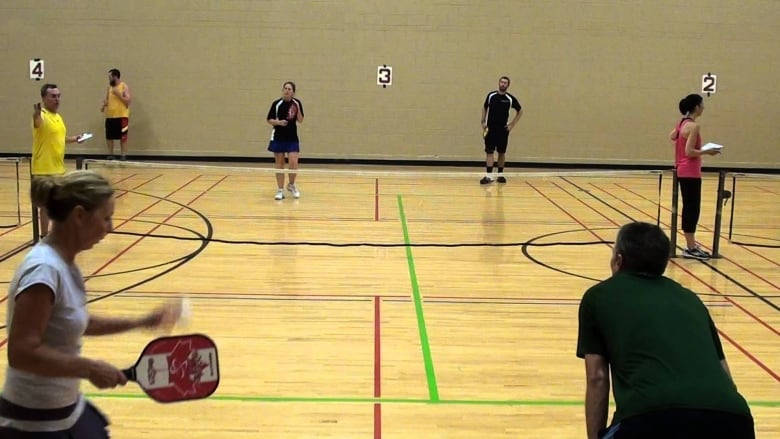 What is pickleball and why Hamilton needs 12 new pickleball