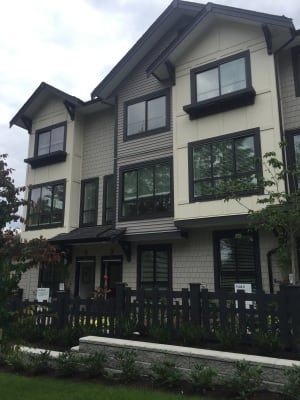 Langley townhouse