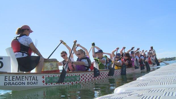 Calgary dragon boat race & festival 2016