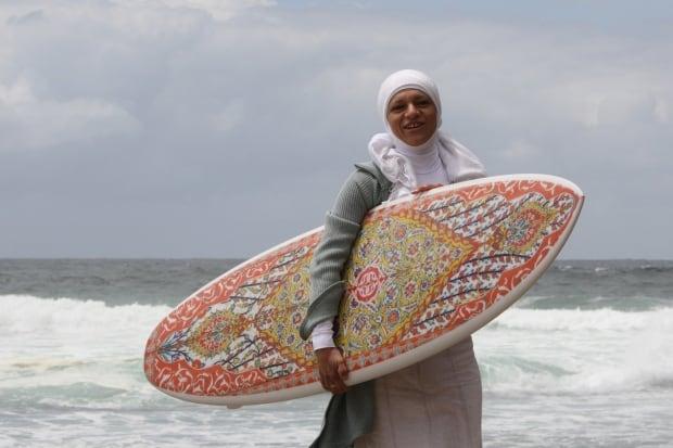 Bondi Beach, Australia — Swim Suit Aheda Zanett — Nov. 25, 2008