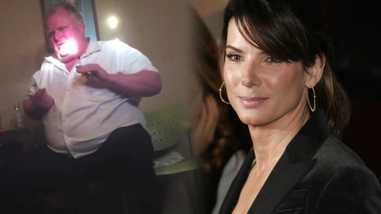 Sandra Bullock To Star In All Female Reboot Of Rob Ford Crack Video