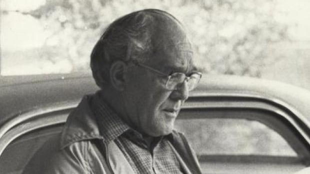 Cynthia Martin took this photo of her father in the early '80s, loving how it captured a look of relaxed consideration.
