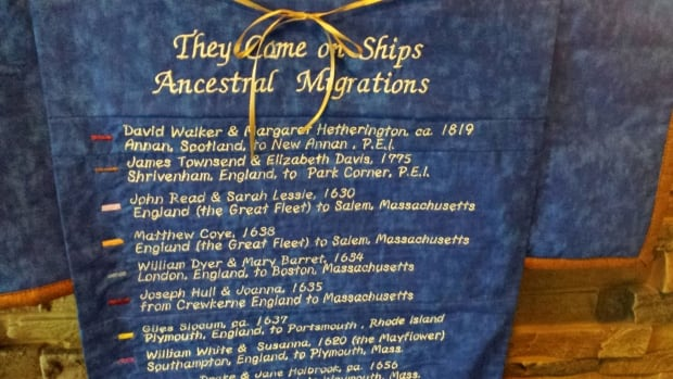 P.E.I. ancestral quilt