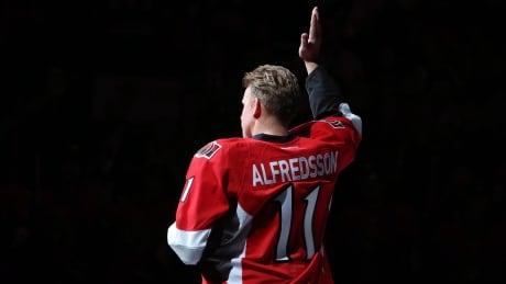 HKN Alfreddson Retirement