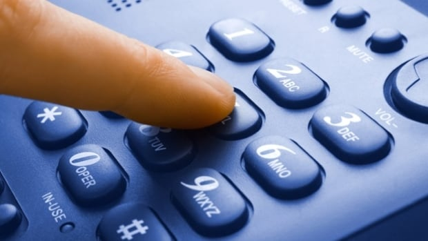 The RCMP on P.E.I. says emergency response lines are getting tied up by people calling to report scams.