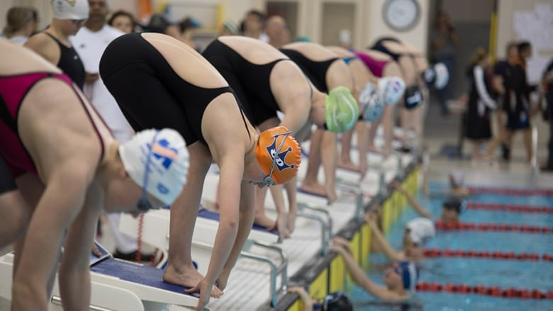 Competitive Swimmers Plead For New Olympic Pool In Ottawa Ottawa Cbc News