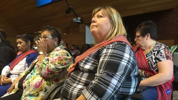 Members of a coalition of Metis, First Nations and rural communities packed a council meeting in Fort McMurray on Tuesday to show their opposition to the regional government's decision-making.