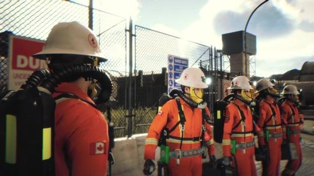 Ferdeno Mine Rescue VR