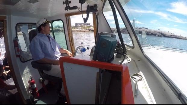 Peter Richardson Peggys Cove Boat Tours