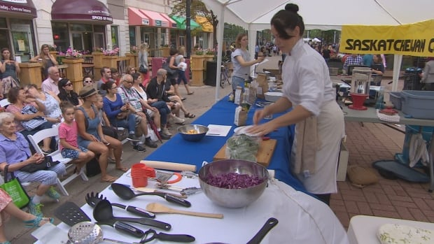 Ethical Eats Mystery Box Challenge Chef Jenni Willems