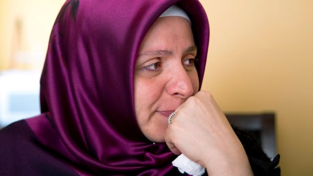 Rumeysa Hanci, the wife of Calgary imam Davud Hanci, who is imprisoned in Turkey, says her husband still does not have a lawyer.