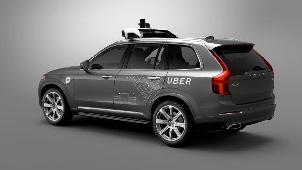Uber-Volvo