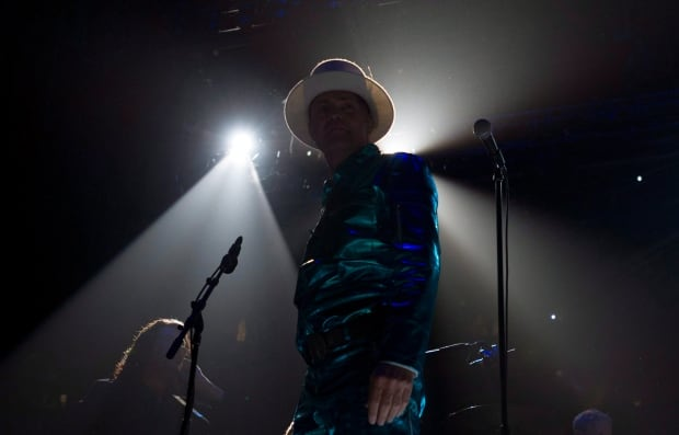 MUSIC Tragically Hip 20160724 Gord Downie