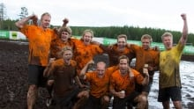 Victory at World Swamp Soccer Championships