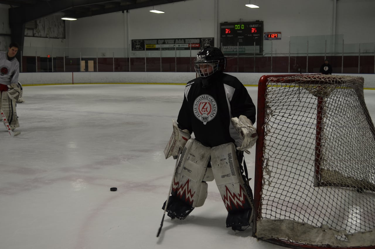 Fueling The Nhl Dreams Of Young Goalies In Northwestern Ontario