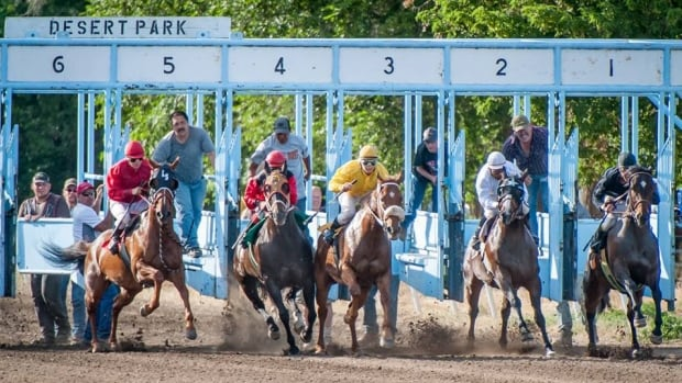 Is It The Final Stretch For Small Town Horse Racing In B C