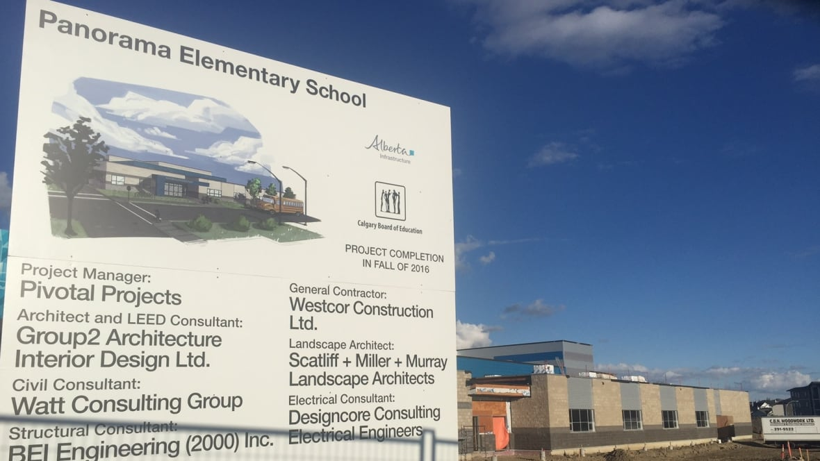 New Schools In Calgary Get Ready To Open This Fall