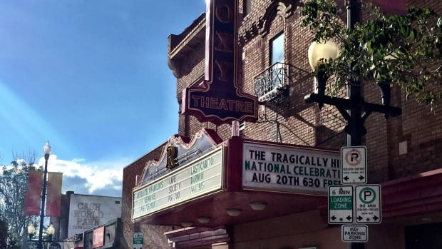 The Roxy Theatre in Saskatoon will be one of many venues featured in Mike Fisher's documentary on historic movie houses in Canada.