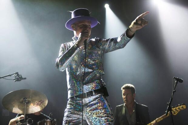 The Tragically Hip In Concert - Toronto