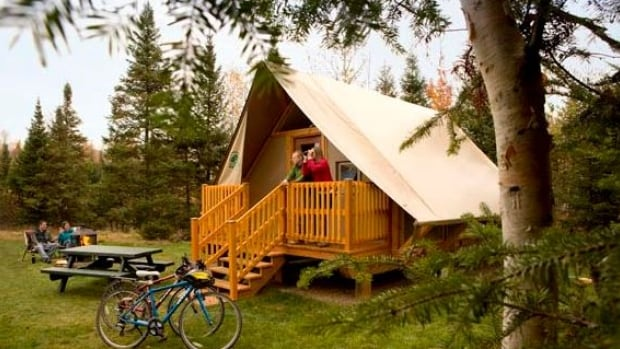 Glamping At Elk Island National Park Comes With Solar