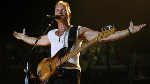 This is Sting's brain on music - Health - CBC News